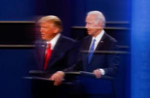 Key moments in Trump and Biden's final presidential debate