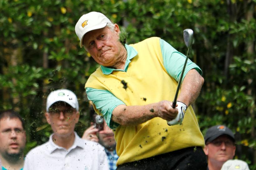 Golfing Great Nicklaus Endorses Trump For Re Election Reuters