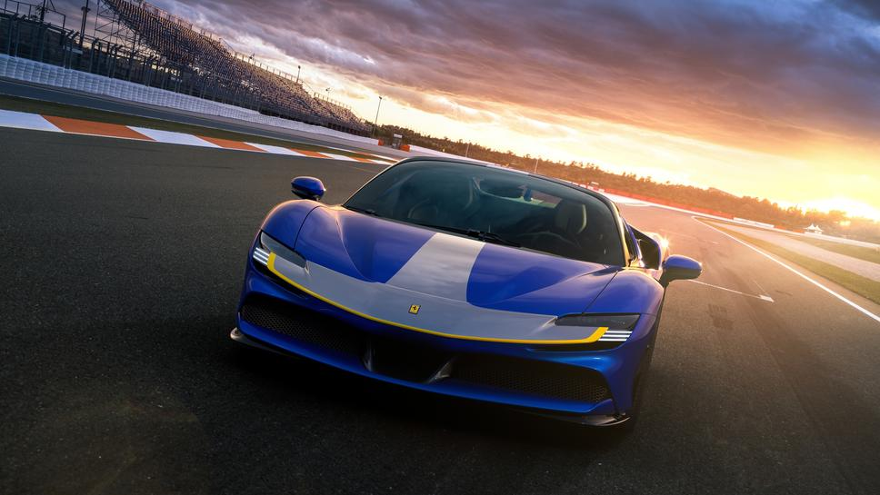 Ferrari lifts the lid on convertible version of SF90 Stradale hybrid    Reuters