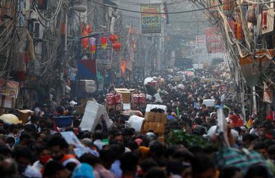 Delhi battles pollution amid pandemic