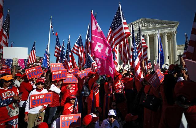U.S. Election 2020   Reuters