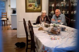America celebrates scaled-back Thanksgiving as COVID-19 surges