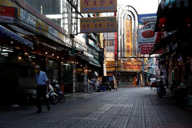 入国 規制 緩和 タイ