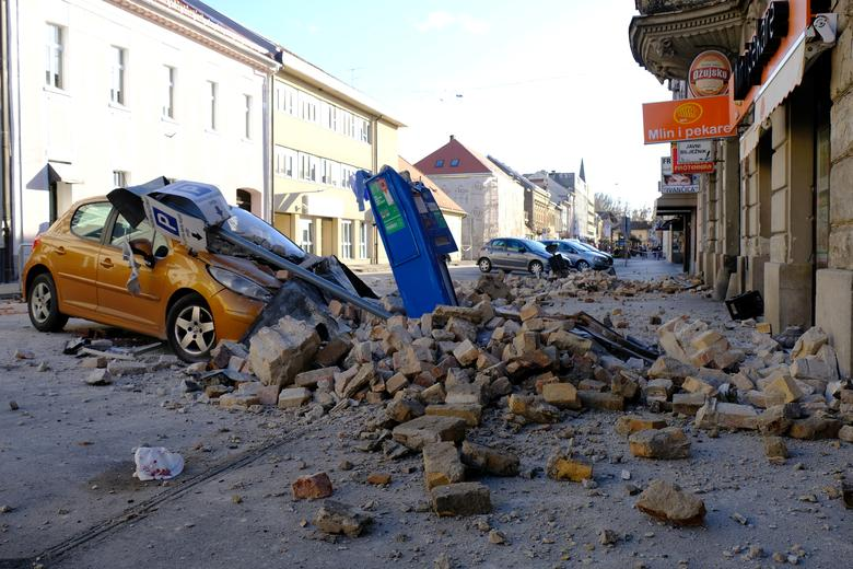 Organist Found Dead After Church Collapses in 6.4 Earthquake Rocks Croatia