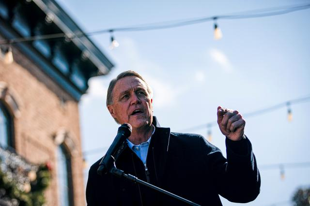 Republican Sen. David Perdue Forced to Quarantine After Coronovirus Exposure Just Days Before Crucial Georgia Senate Runoff Vote