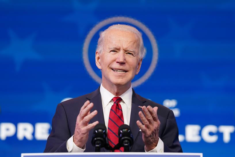 Retired doctors and more syringes: Biden lays out plan to get America  vaccinated | Reuters