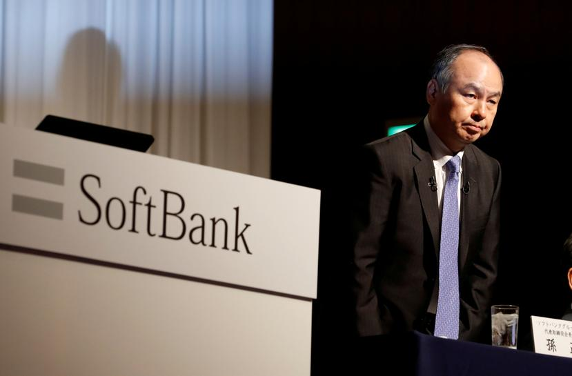 SoftBank's Son expects mass production of driverless cars in two years