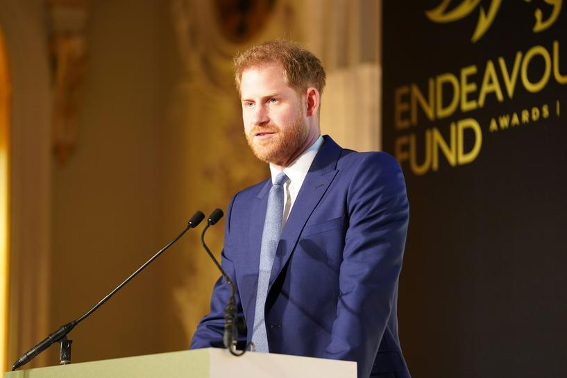 Is Prince Harry 'Feeble-minded' because of Too Much Therapy? Max Pimberton Thinks he's Harry's Had Too Much Therapy. By the way Harry the Purpose of Free Speech is to Ask Questions Like This About People Like You