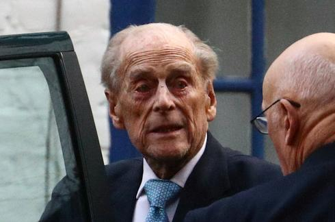 UK's Prince Philip set to remain in hospital until early next week