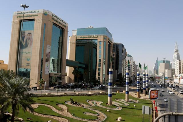 FILE PHOTO: Buildings are seen in Riyadh, Saudi Arabia February 16, 2021. REUTERS/Ahmed Yosri/File Photo
