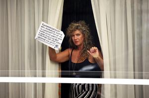 Life through the windows at Britain's quarantine hotels