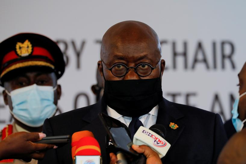 Taking COVID-19 vaccine will not alter your DNA, Ghana president says |  Reuters