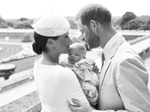 In pictures: Meghan and Harry's life together