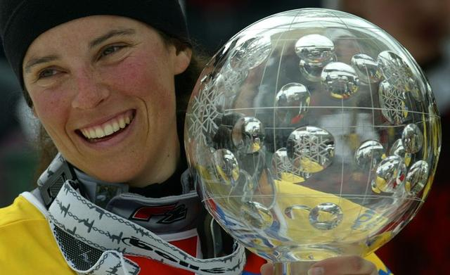 Former Olympic Snowboarder Julie Pomagalski, Slope Guide Killed in Avalanche at 40 in the Swiss Alps