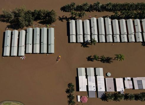 Australia's historic flooding from above