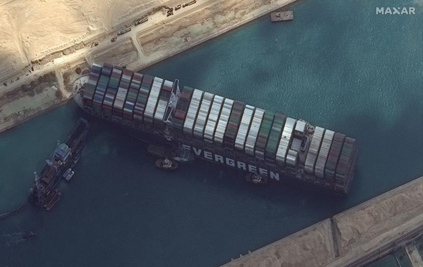 Mark Horne on Solomon, the Suez Canal Blockage, and Free Trade