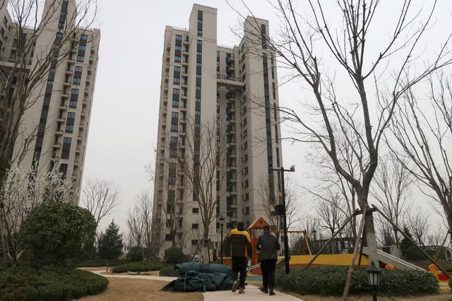 分析:中國小城市開發商負債累累沒法兌現賣房承諾受傷的是購房者  Reuters
