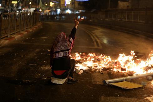 Clashes in Jerusalem during Ramadan
