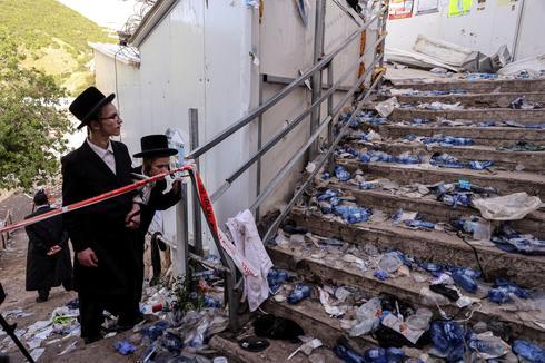 Stampede at Israeli religious festival kills 45