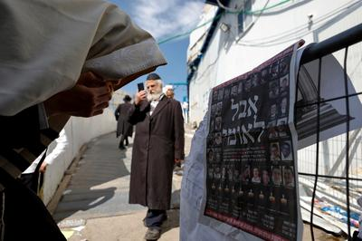 Israel holds day of mourning after deadly stampede