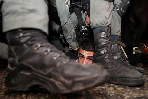 Clashes in Jerusalem ahead of court case on Palestinians' eviction