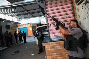 Deadly police raid in Rio de Janeiro slum