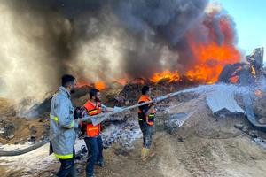 Israel-Gaza fighting continues as truce calls mount