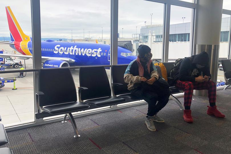 No alcohol on plane for Southwest Airlines passengers till ...