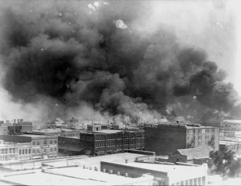 In pictures: The 1921 Tulsa race massacre