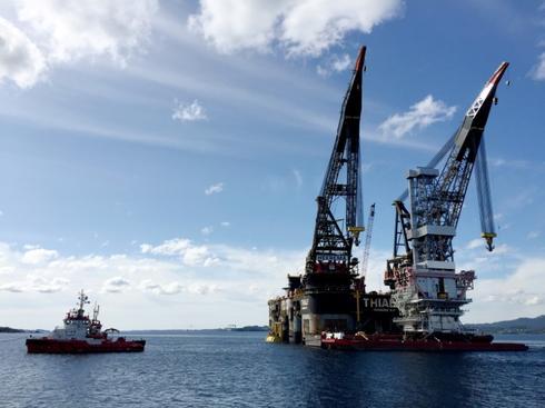 Lundin sells 'carbon neutral' oil to South Korea's GS Caltex