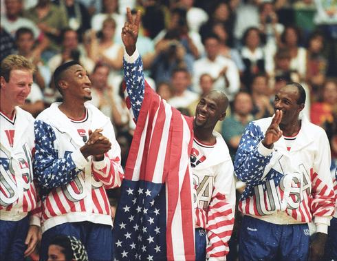 The stories behind 30 of our iconic Olympic photos