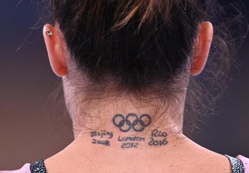 Taboo in Japan, athletes sport tattoos at the Tokyo Olympics
