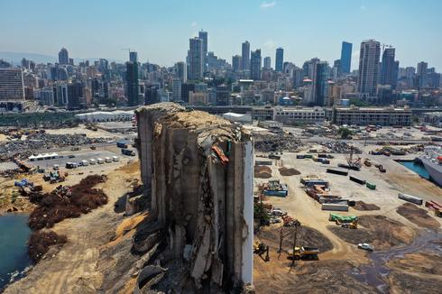 One year after deadly port explosion, Beirut residents grapple with trauma