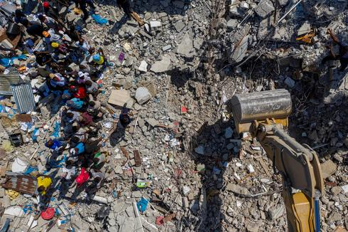 Amid the rubble of Les Cayes, the seaside city devastated by Haiti's earthquake