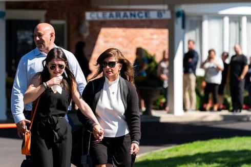 Family of Gabby Petito hold memorial service