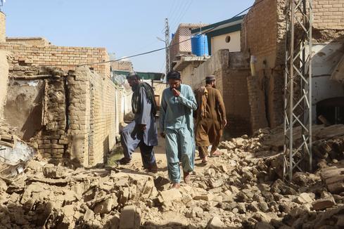 Earthquake shakes southern Pakistan