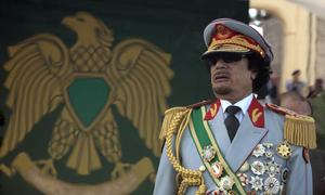 The life and death of Gaddafi