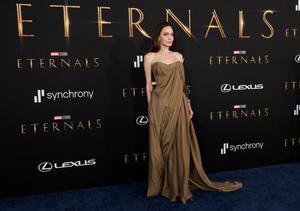 World premiere of Marvel Studios' 'Eternals'